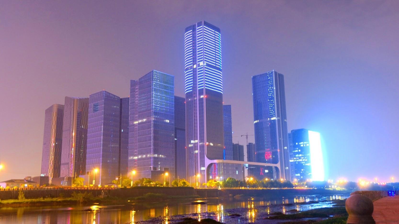 город иу китай