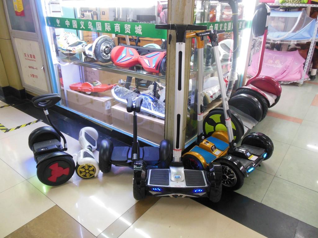 гироскутеры оптом из Китая
